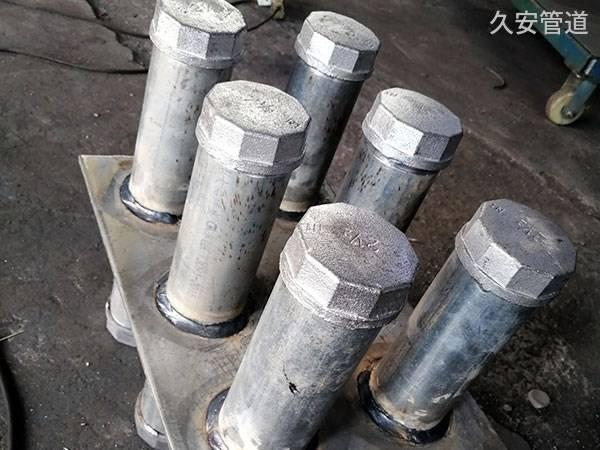 久安电气套管焊接工艺