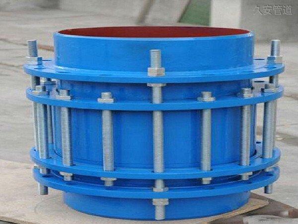 SSJB-3(BY)型压盖式松套限位伸缩接头